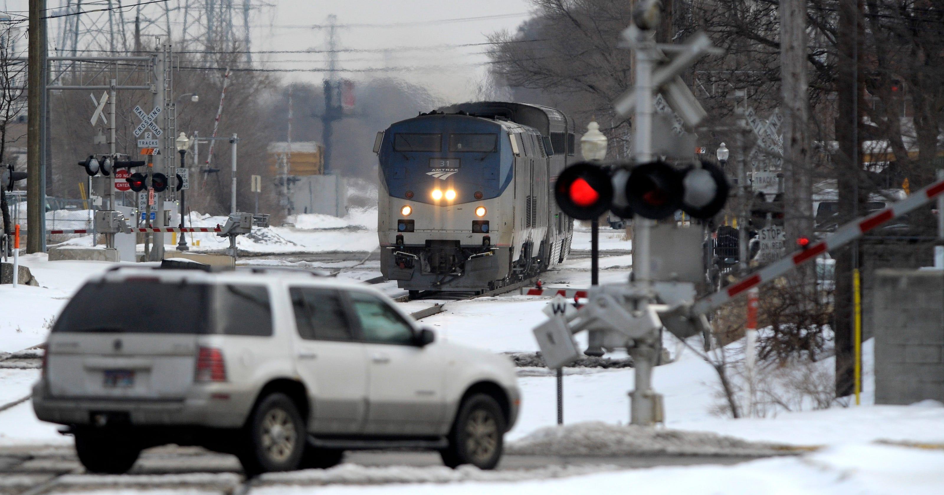 Michigan train-car crashes rising