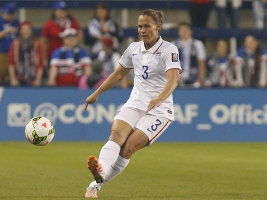 United States v Trinidad & Tobago: Group A - 2014 CONCACAF Women's Championship
