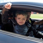 Best moments of Batkid