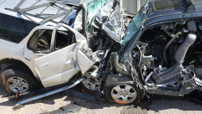 The National Highway Traffic Safety Administration said Wednesday that the number of traffic deaths in the U.S. increased 10.4% from the year-earlier six month period.