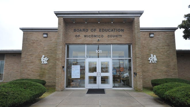 Wicomico County Board of Education Building