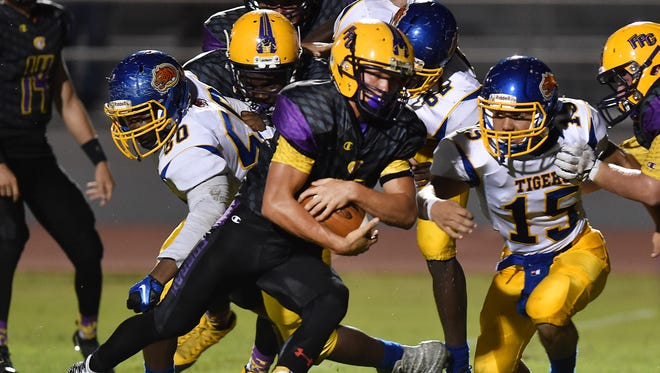 Fort Pierce Central's football team is looking for its first playoff appearance since 2014.