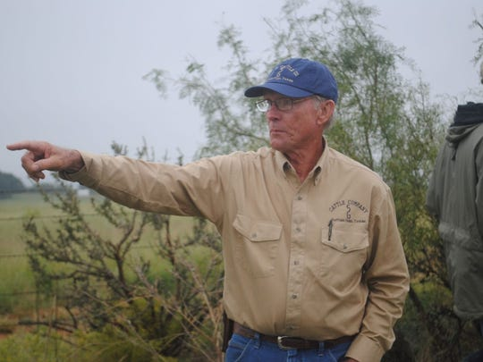 Buffalo Gap area rancher Bob Grimes explains what he and his siblings are trying to accomplish on The Grimes Ranch.
