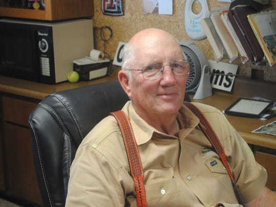 Dewayne McCasland is successful in a variety of pecan-related businesses.