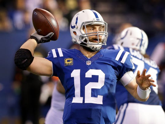 Will Andrew Luck be ready for Week 1?