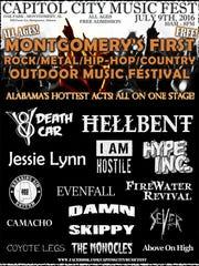 Capitol City Music Fest