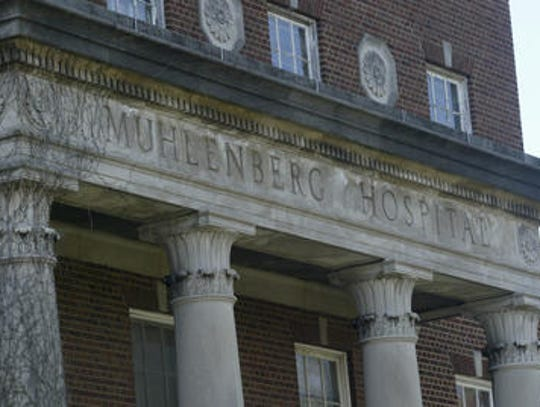 The redevelopment of Muhlenberg Hospital will bring 600 permanent jobs to Plainfield.