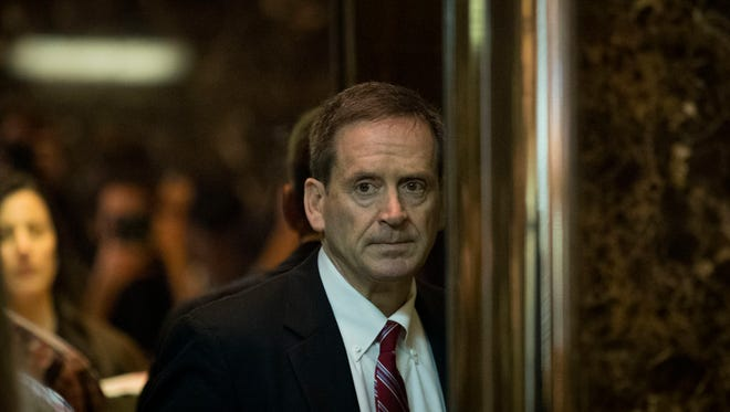 Former U.S. Rep. Mark Green of Green Bay was backed by members of both parties during a Senate hearing in January on his nomination as administrator for the U.S. Agency for International Development.