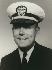 Bob Gable, U.S. Navy