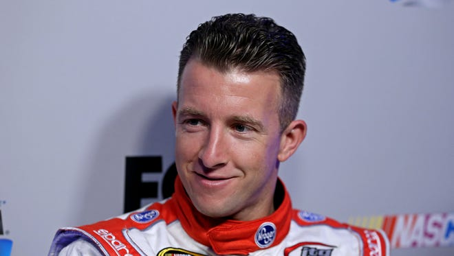 AJ Allmendinger says he will not drive open-wheel cars anymore unless provisions are made for a closed cockpit.