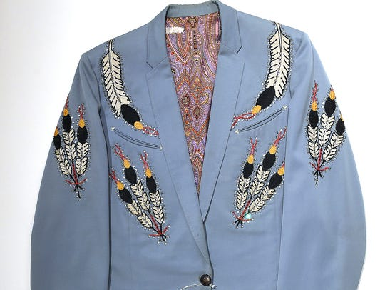Ray Price's Nudie Suit is a cool example of Country