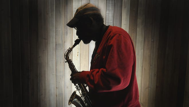 Veteran Wilmington jazz saxophonist Harry E. Spencer Jr. died May 12 at the age of 78. Spencer was photographed in 2010 at Wilmington's Nomad Bar, where he was the artistic director.