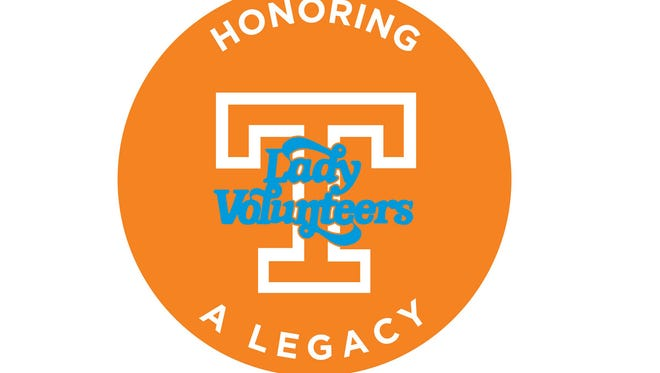 One version of a patch honoring the Lady Vols now available to the public.