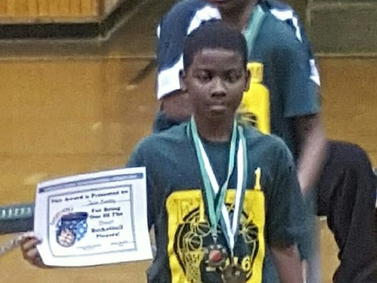 Missing: Jalon Bradley, 12