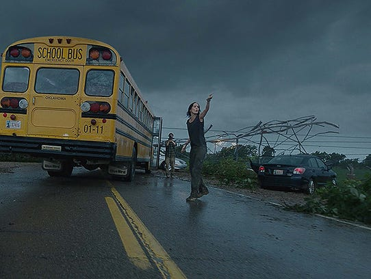 Sneak Peek: 'Into the Storm'