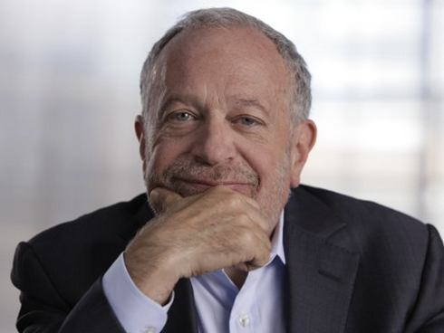 Robert Reich, Secretary of Labor for the Clinton administration, is