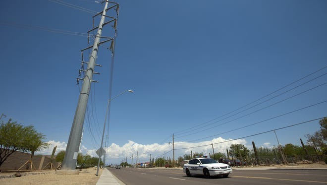 Although Scottsdale property owners have voted to bury proposed APS power lines, the lines will still be aboveground at WestWorld.