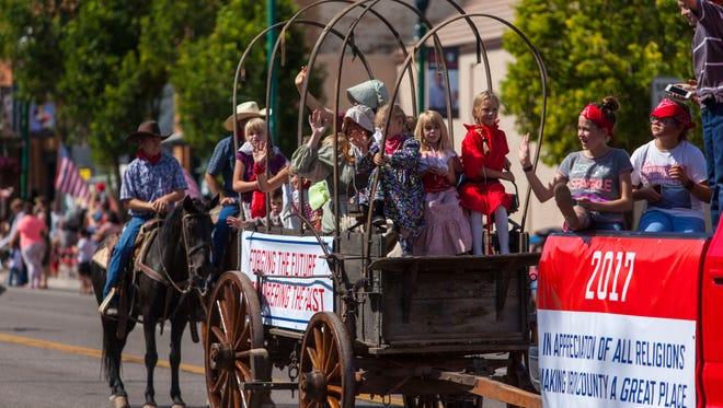 Cedar City will again celebrate Pioneer Day with a parade.