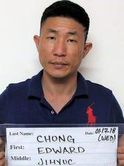 Edward Jinyuc Chong, 35
