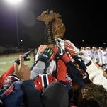 Franklin football defeats Flushing in regional 31-29
