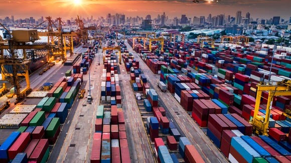 The U.S. is expected to levy tariffs on $200 billion in goods imported from China.