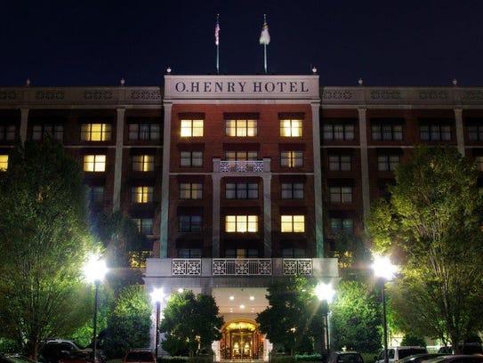 O'Henry Hotel in Greensboro