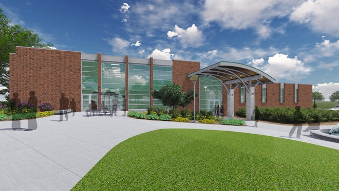 St. Clair County Community College is receiving $4.8 million from the State of Michigan for a $9.8 million project to renovate the A.J. Theisen Building for the school's health science program.