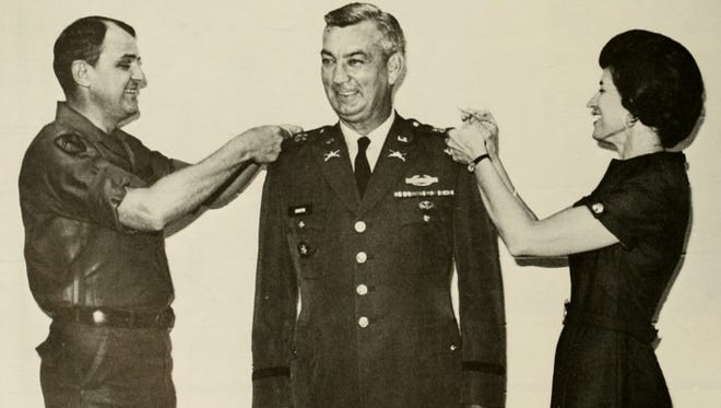 The late Col. Raymond C. Smith served his country with honors.