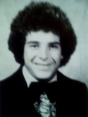 Clay Quarles, in a fuzzy, undated senior portrait from Forest Hill High School