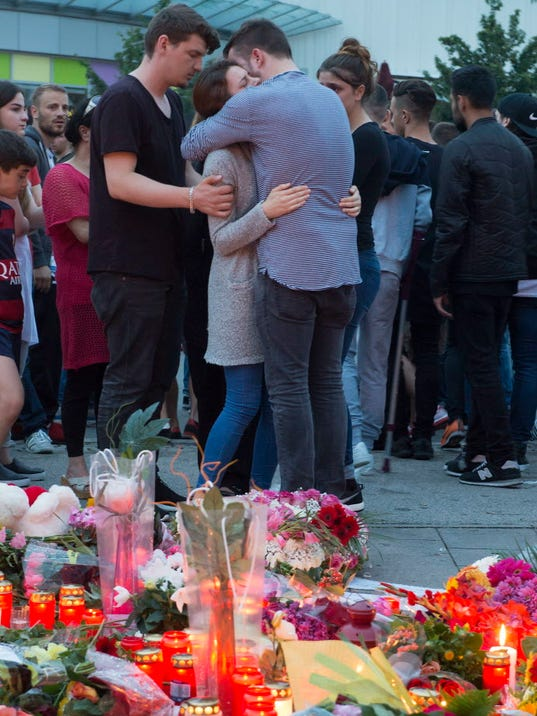 Munich gunman planned attack for a year