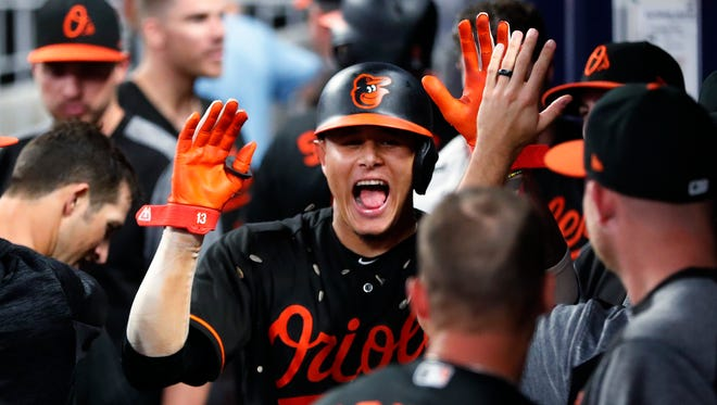 Baltimore Orioles shortstop Manny Machado could be available before the trade deadline.
