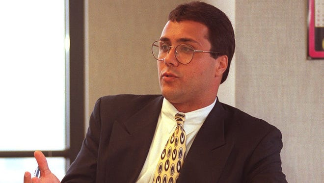 Former money manager Glen Galemmo, in a 1997 photograph.