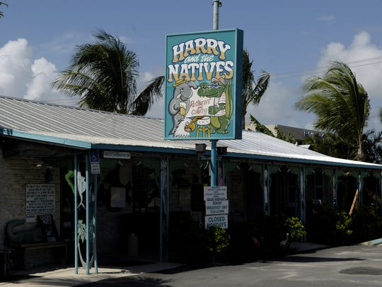 Harry and the Natives in Hobe Sound opened Dec. 7,