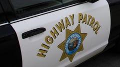 Man dies after car runs off Laureles Grade