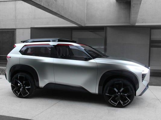 Nissan Xmotion