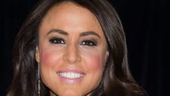Andrea Tantaros attends the 2015 White House Correspondents'