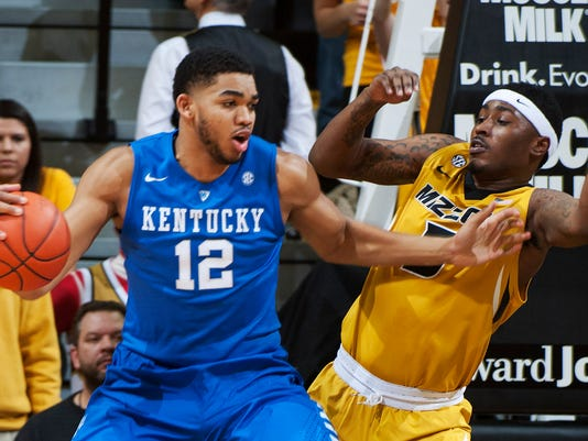 Karl-Anthony Towns, D'Angelo Allen