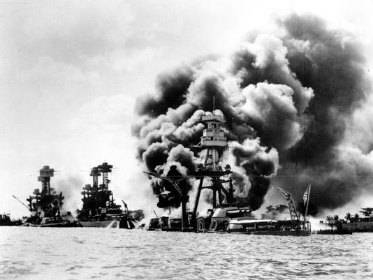 WWII PEARL HARBOR
