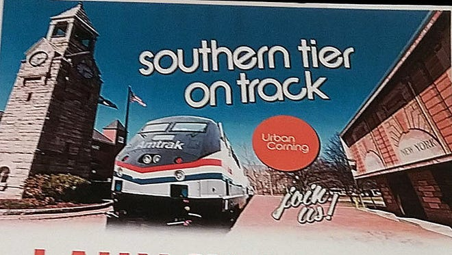 Southern Tier On Track is an effort to restore passenger rail service to the Southern Tier.