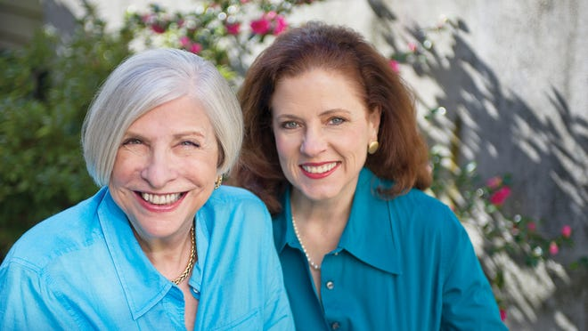 Nathalie Dupree and Cynthia Graubart will appear at SHE, the Upstate Women's Show Sug. 22 - 24.