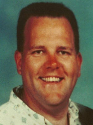 Fred Baker Jr. was killed in 1997 by an inmate at Bayside State Prison.