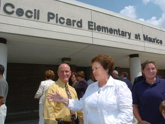 Cecil Picard Elementary at Maurice opened in 2007.