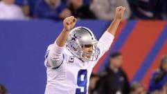 Quarterback Tony Romo will lead the Dallas Cowboys