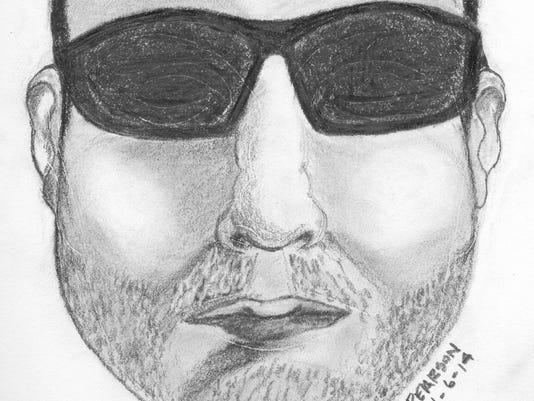 Sketch of suspect in December rape