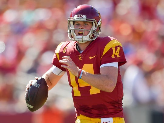 Whichever NFL team drafts Sam Darnold will expect him