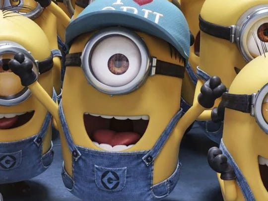 "Catch a free screening of ""Despicable Me 3"" at Desert Ridge Marketplace"" on Thursday, March 29."