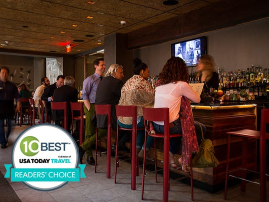 Best hotel bars in america 10best readers 39 choice winners for Best hotel in america