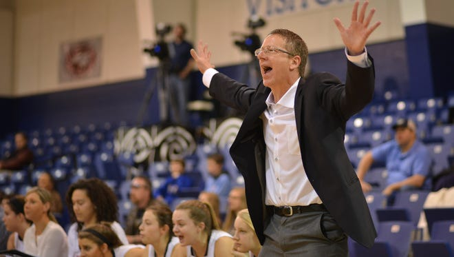 Joe Carrington has filed a lawsuit against Carolina Day after being fired as head girls basketball coach on Oct. 22.