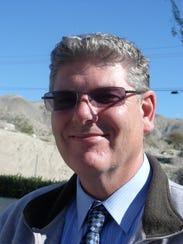 Duke Graham, the new Development Officer for Angel