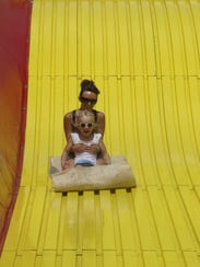 The Giant Slide is a long-standing Fair Tradition.JPG